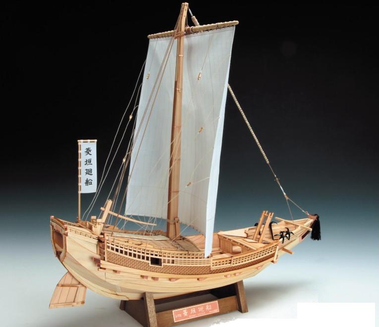 菱垣廻船画像