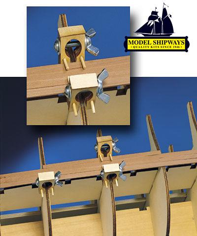 ハルプランキングクランプ(4.7mm厚未満)画像