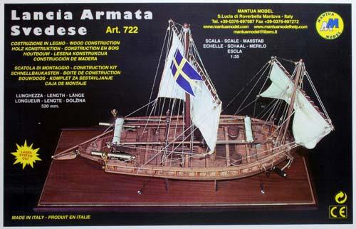 スウェーデンのガンボートの画像