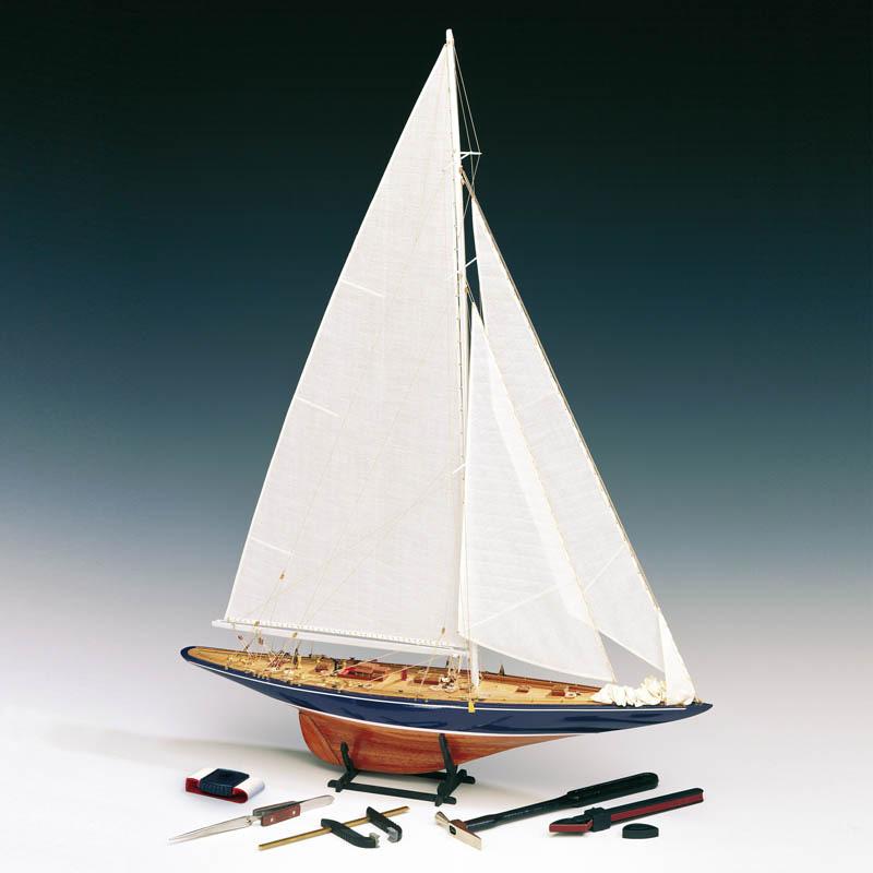 エンデバー(J Class ヨット)画像