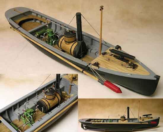 USNピケットボートの画像