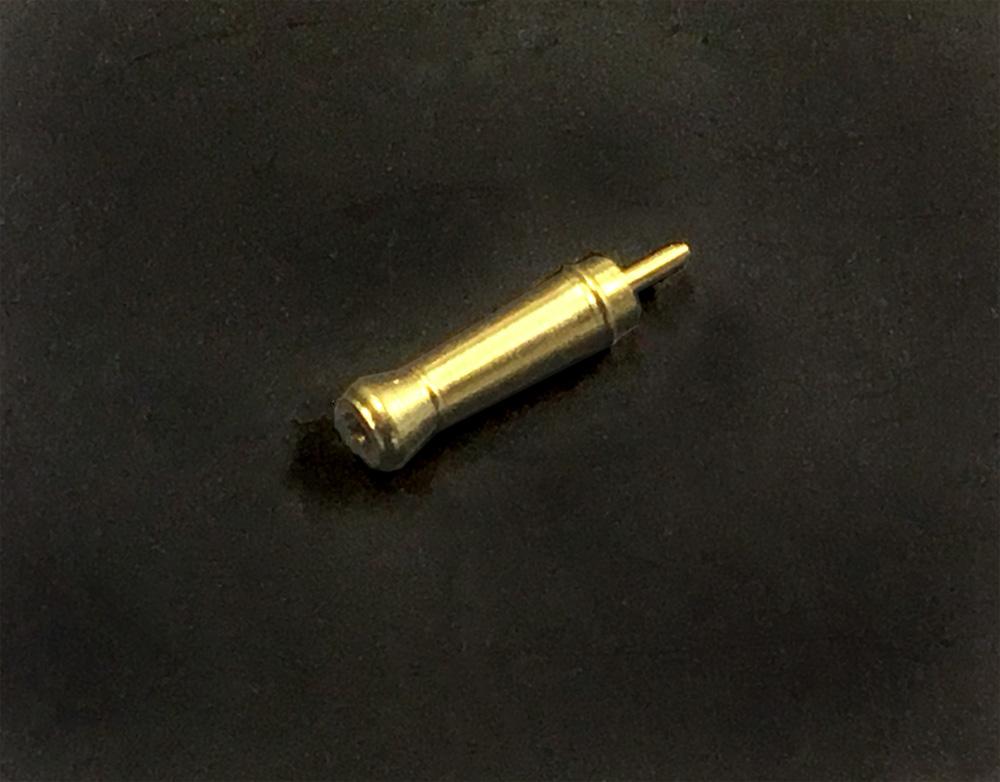 大砲ダミー(砲身真鍮)20mm(1セット10)Aeropiccolaの画像