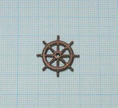 舵輪(ブロンズメタル)16mm(最大直径20mm)画像