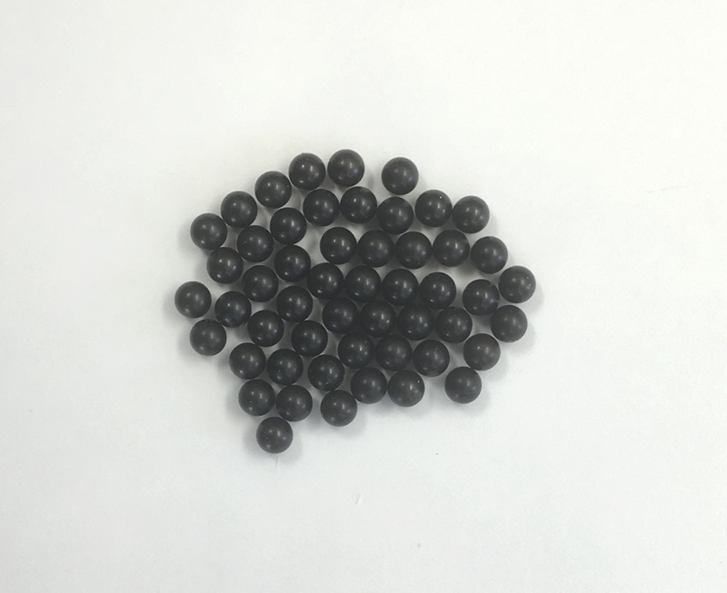 大砲の弾(50個)径3mm:材質スティール:カルダークラフト社の画像