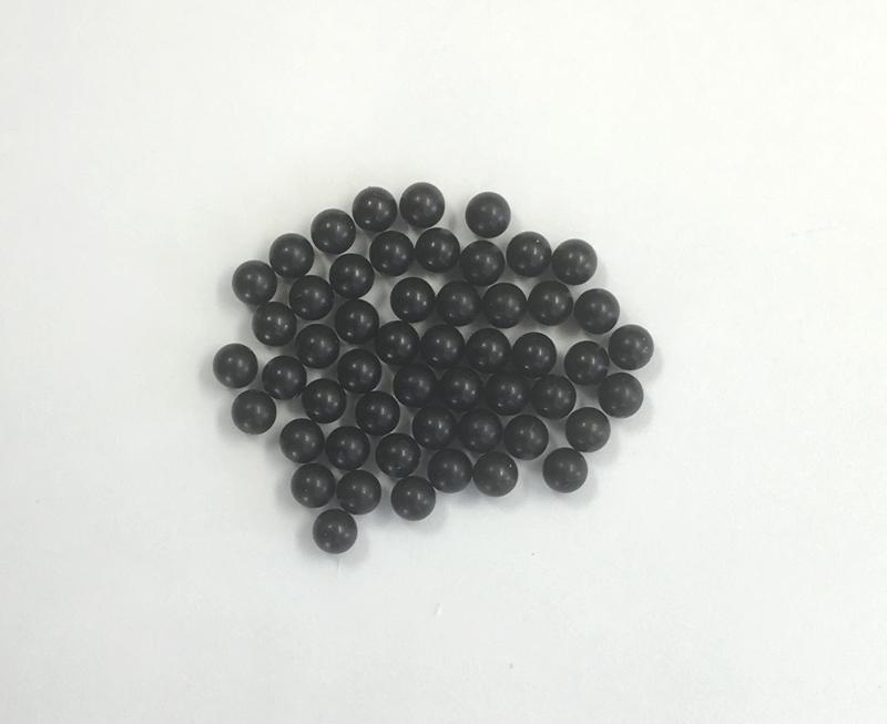 大砲の弾(50個)径3mm:材質スティール:カルダークラフト社画像