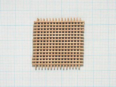 グレーティング1mm/32×32mm画像