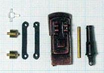 キャローネード大砲キャリッジ付(Corel)30mm/1セット(1)画像