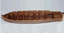 ライフボート(組立式)83×23×16mmの画像