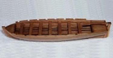 ライフボート(組立式)133×40×26mmの画像