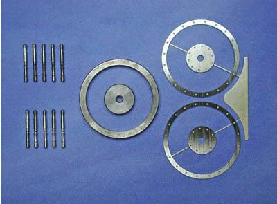 舵輪(組立式)24mm画像