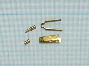 舵金具(5-6mm)画像