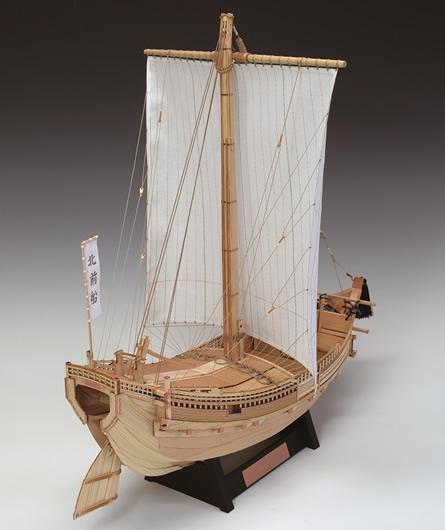 北前船画像