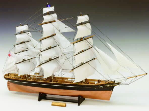 カティサーク(帆付き)の画像
