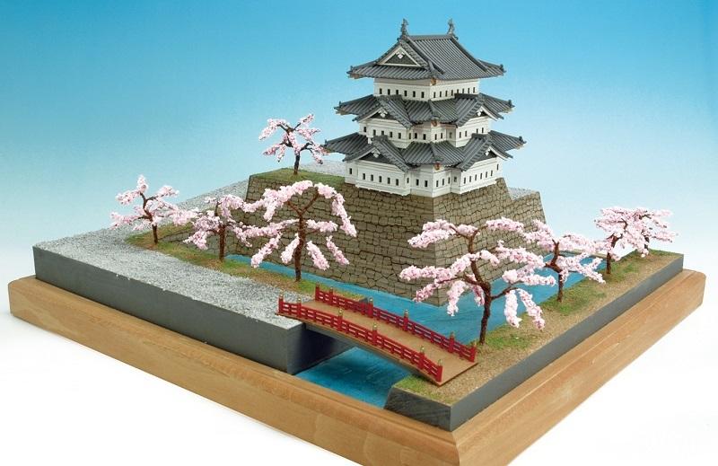 弘前城の画像
