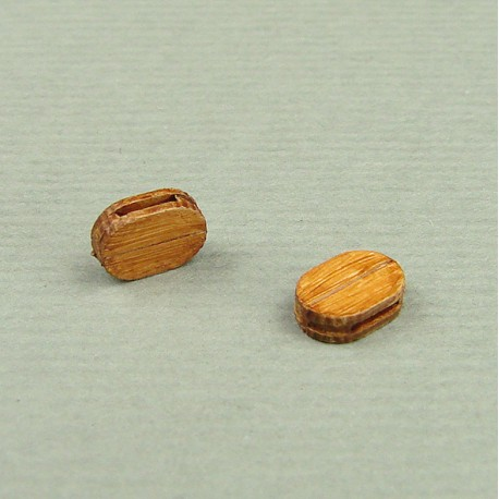 シングルブロック 6mm (10 pieces)画像