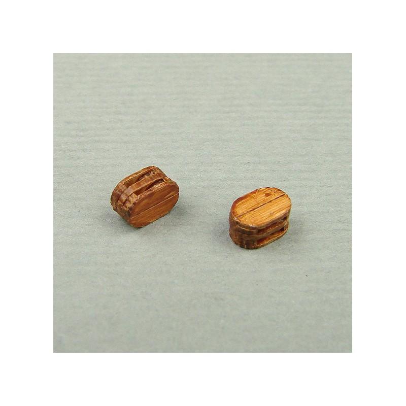 ダブルブロック 3mm (10 pieces)の画像