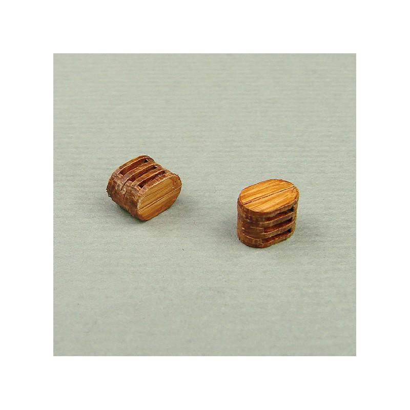 トリプルブロック 4mm (10 pieces)画像