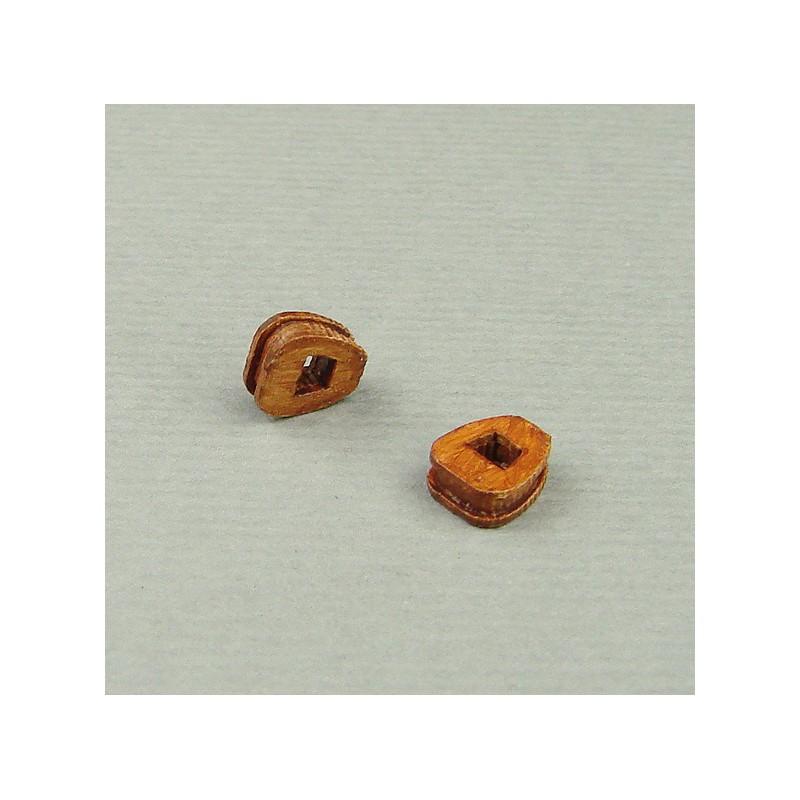 ハート 4mm (8 pieces)画像