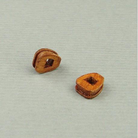 ハート 6mm (8 pieces)画像