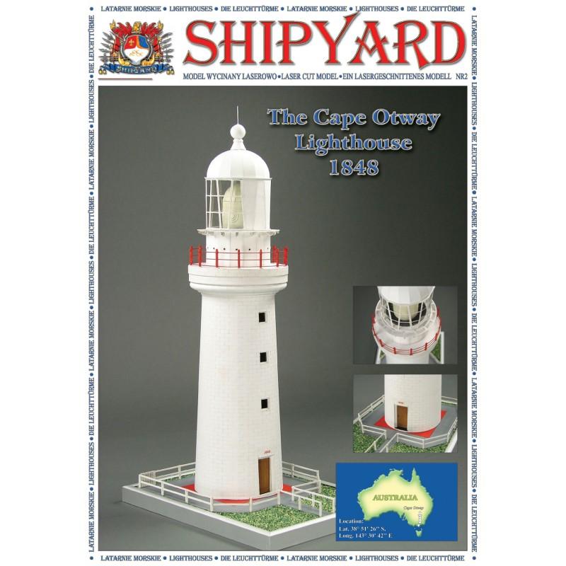 灯台 ケープ オトウェイ 1848(豪)画像