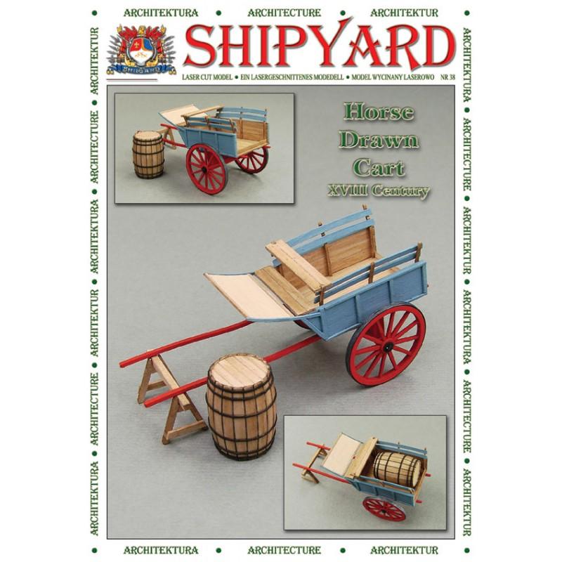荷馬車の画像