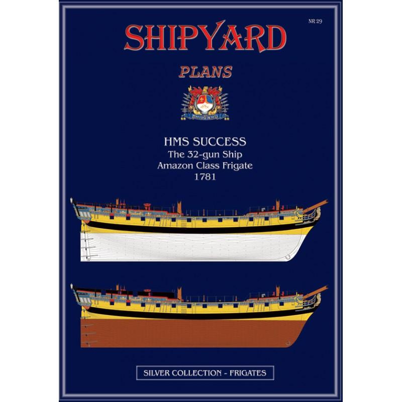 HMSサクセス(図面)画像