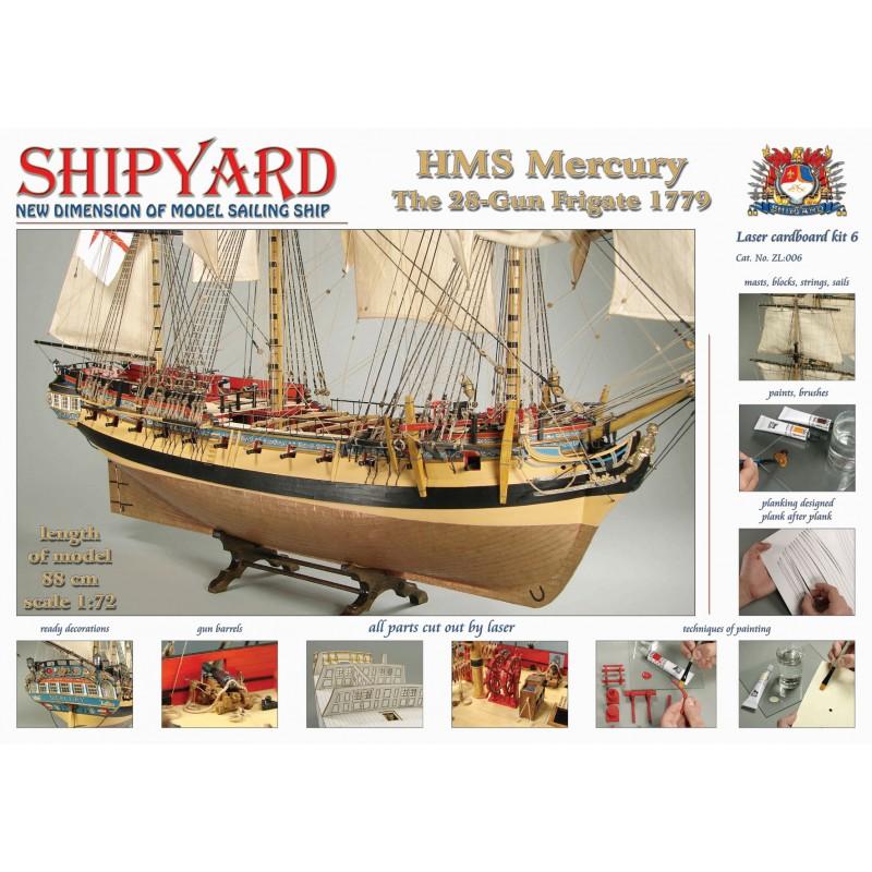 HMSマーキュリー画像
