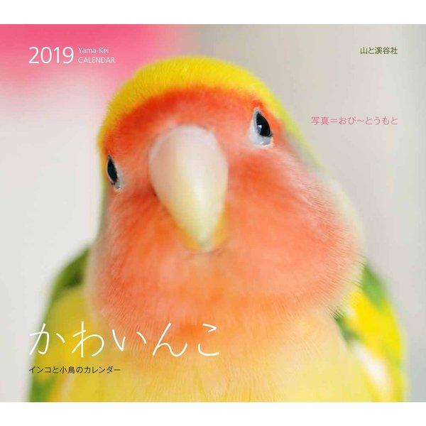 カレンダー2019 かわいんこ 写真 おぴ~とうもとの画像