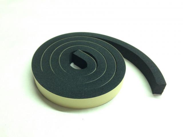 クッションテープ(ミラーセフティ・スーパーミラー安全窓用)の画像