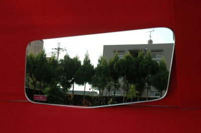 三菱スーパーグレート スーパーミラー安全窓の画像