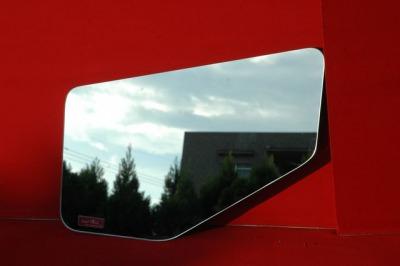 三菱ブルーテックファイター スーパーミラー安全窓画像