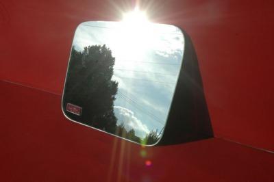 UDトラックス フレンズコンドル スーパーミラー安全窓の画像