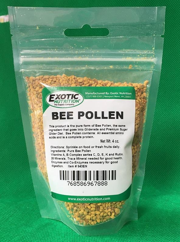 ビーポーレン / 天然花粉画像