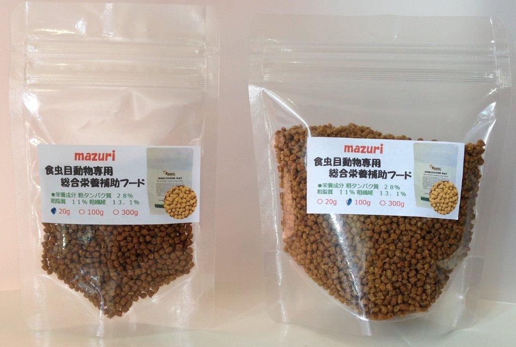 INSECTIVORE DIET 食虫目動物用総合栄養フードの画像