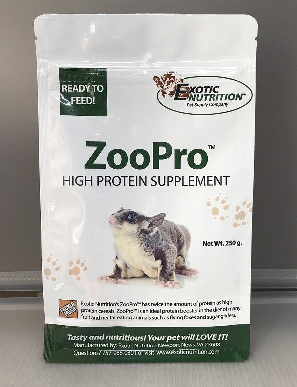HPS / ZooPro     High Protein Supplement画像