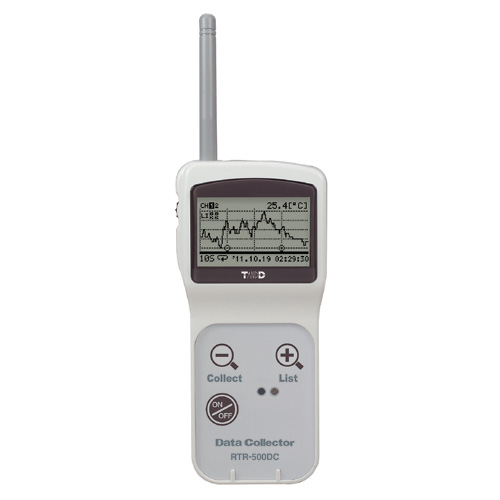 [ 無線収集器 ] RTR-500DCの画像