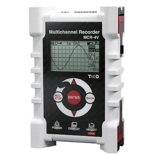 電圧4ch /MCR-4V画像