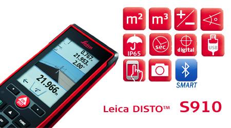 DISTO S910 [ 屋外]画像