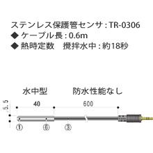 TR-0306 ステンレス保護管センサの画像