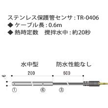 TR-0406 ステンレス保護管センサの画像