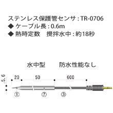 TR-0706 ステンレス保護管センサの画像