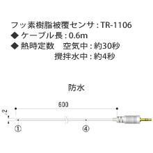 TR-1106 フッ素樹脂被覆センサの画像