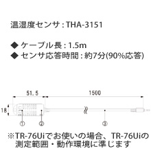 THA-3151 温湿度センサの画像
