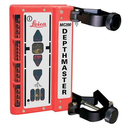 MC200 DEPTHMASTER (重機用 受光器) の画像