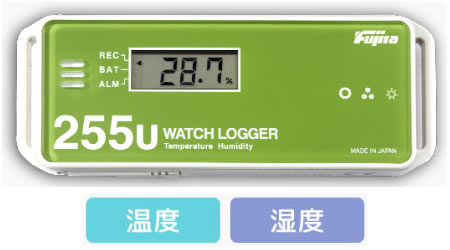 KT-255U WATCH LOGGER (温度・湿度)の画像