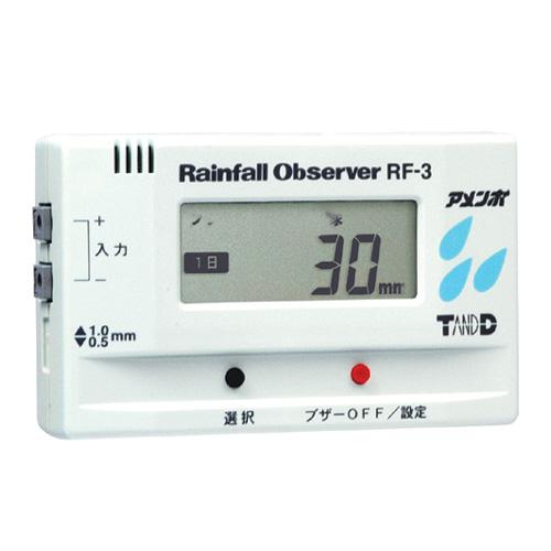 アメンボ [ 雨量 ]RF-3 画像