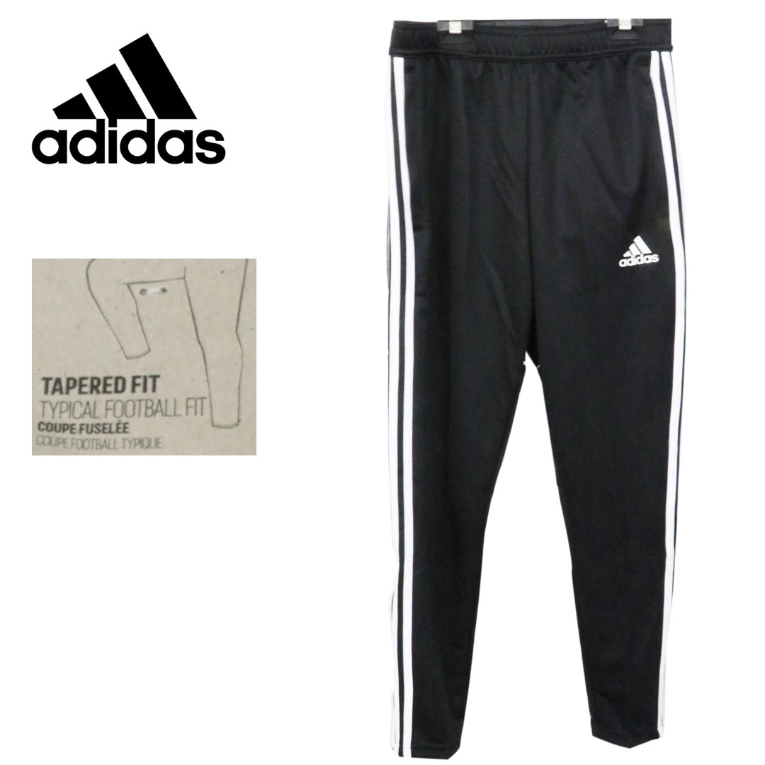 adidas TAPERED FIT TYPICAL FOOTBALL FIT画像