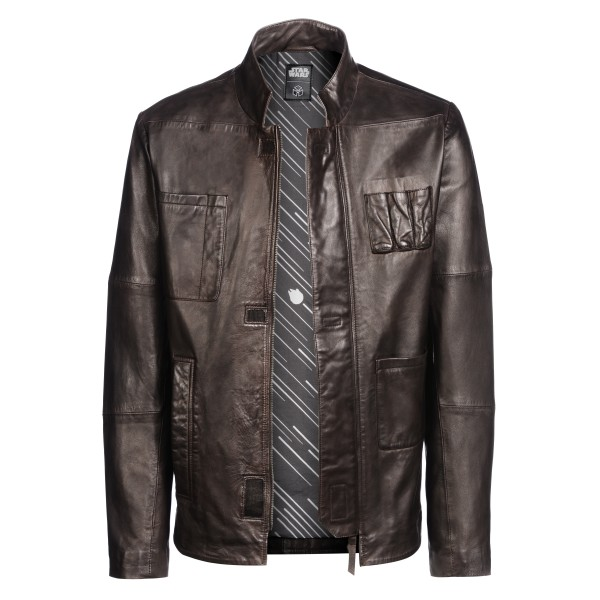 Smuggler Leather Jacketの画像