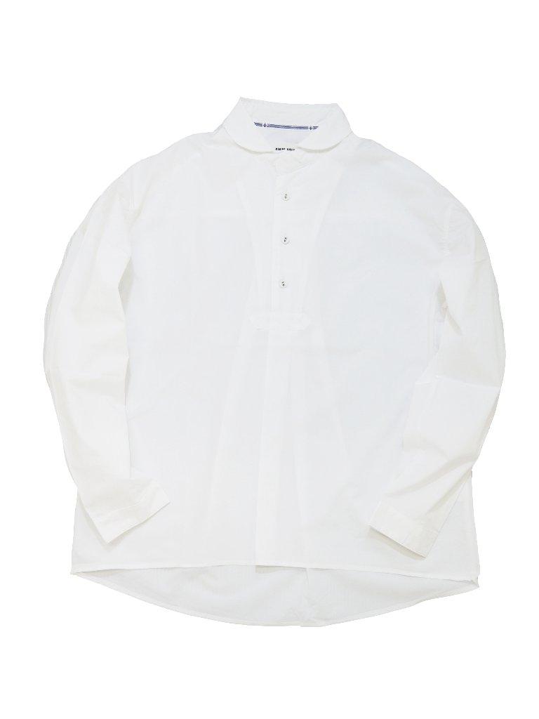 タイプライタースモックシャツ (MADE IN JAPAN)の画像