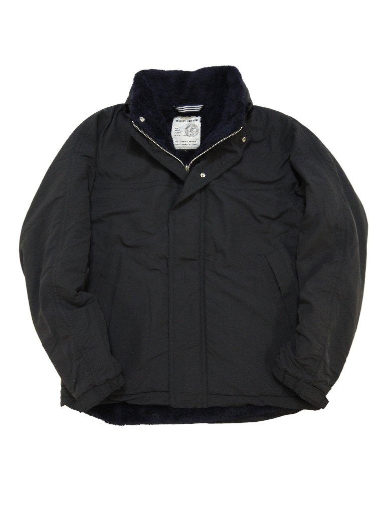 リバーシブルラウンドカラーフルオープンジャケットの画像